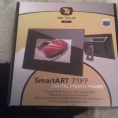 Rama foto digitala Serioux SmartArt 71PF, 7