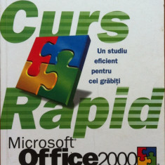 CURS RAPID - Microsoft Office 2000 - Carte Microsoft Office