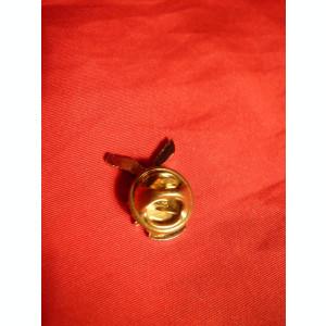 Insigna Academia Tehnica Militara Bolyai Ungaria , h= cm ,cu buton