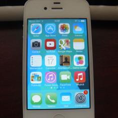 iPhone 4s Apple 16G white, Alb, 16GB