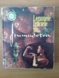 D8 Legumele, fructele si frumusetea - Mariana Ionescu, Alta editura