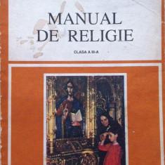 MANUAL DE RELIGIE CLASA A III-A - Ioan Sauca - Manual scolar, Clasa 3, Alte materii