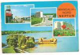 #carte postala(ilustrata) -NEPTUN-mangalia nord