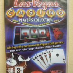 Las Vegas Casino Player's Collection (PC) SIGILAT!!! (ALVio) + sute de alte jocuri originale - Jocuri PC Electronic Arts, Sporturi, 3+