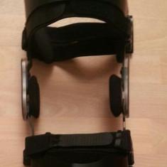 Orteza mobila pentru genunchi Knie LOVE II picior stang NOUA mar.XL reglabila - Orteze