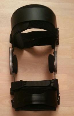 Orteza mobila pentru genunchi Knie LOVE II picior stang NOUA mar.XL reglabila foto