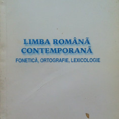 LIMBA ROMANA CONTEMPORANA - FONETICA, ORTOGRAFIE, LEXICOLOGIE - Olga Dutu - Teste admitere facultate