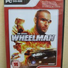 VIN DIESEL WHEELMAN (PC) SIGILAT!!! (ALVio) + sute de Jocuri PC Ubisoft