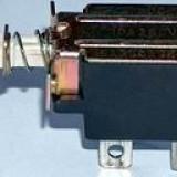 Intrerupător alimentare pentru carcase/surse model AT