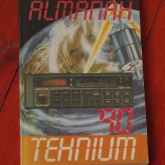 Almanah Tehnium - 1990