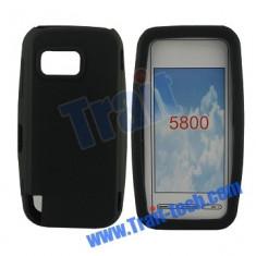 Husa silicon Nokia 5800 XPRESS MUSIC + expediere gratuita cu Posta Romana
