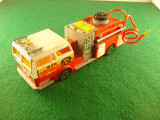 Majorette POMPE A INCENDIE Made in France scara 1:47, 1:48