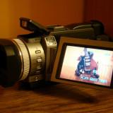 VAND CAMERA VIDEO SONY DCR-TRV950E, DCR TRV 950 E MINIDV (CA SI NOUA) 3CCD, SEMIPROFESIONALA, Mini DV, CCD