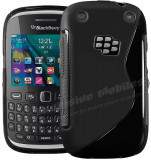 Husa silicon Blakcberry 9900 9930 + expediere gratuita Posta Romana, Blackberry