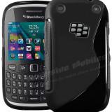 Husa silicon Blakcberry 9900 9930 + expediere gratuita Posta Romana