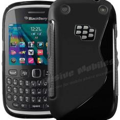 Husa silicon Blakcberry 9900 9930 + expediere gratuita Posta Romana - Husa Telefon Blackberry