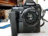 Nikon F3, SLR, Mediu