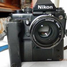 Nikon F3 - Aparat Foto cu Film Nikon, SLR, Mediu