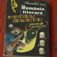 Almanah Romania Literara 1991