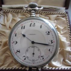 DOXA - CEAS DE BUZUNAR DIN 1905 MEDAILLE De OR LIEGE - Ceas de buzunar vechi