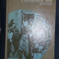 David W. Swift (ed.) AMERICAN EDUCATION a Sociological View Ed Houghton 1976 cartonata - Carte Sociologie