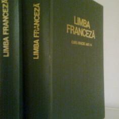 Limba franceza -Curs practic anii I-II -Manual... anii III-IV -S. OSMAN.. (1971) - Curs Limba Franceza