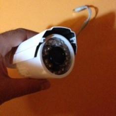 Camera supraveghere exterior cu infrarosu 420 TVL, 6 MM - Detector microfoane