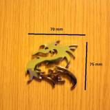 Emblema 3D DRAGON - Embleme auto