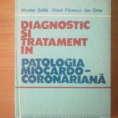 c Diagnostic si tratament in patologia miocardo-coronariana - Nicolae Balta