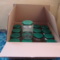 Borcan de 720 ml cu capac