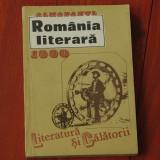 almanahul Romania Literara 1990