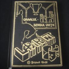 CRISTINA JINGA - GRAALUL * SENSUL VIETII