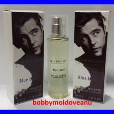 TESTER FIOLA PARFUM BARBAT GIVENCHY POUR HOMME BLUE LABEL - 40ML - Parfum barbati Givenchy, Altul