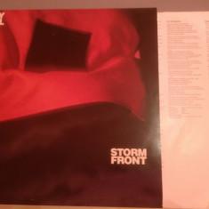 BILLY JOEL - STORM FRONT (1989 /CBS REC /HOLLAND ) - DISC VINYL/VINIL -IMPECABIL - Muzica Rock Columbia