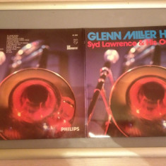 GLENN MILLER HITS - S.Lawrence & His Orchestra (1969/PHILIPS REC/ RFG)-2LP/VINIL - Muzica Rock universal records