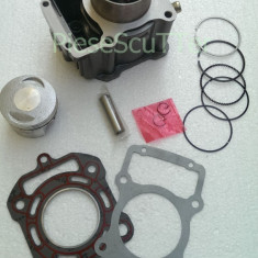 Kit cilindru / Set motor ATV Bashan 250cc ( 67MM ) Racire Apa