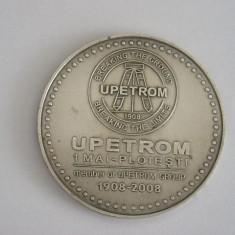 MBDC1 - UPETROM 1 MAI - PLOIESTI - LA 100 DE ANI - ANUL 2008 - Medalii Romania