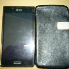 Vand LG Optimus L7 P705 - Telefon mobil LG Optimus L7, Negru, Neblocat