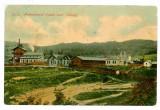 798 - OCNELE  MARI, Valcea, Penitentiary - old postcard - used  - 1912