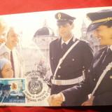 Maxima 150 Ani Aniversare Politia de Stat 2002 Italia