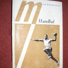 HANDBAL - TEHNICA SI TACTICA - IOAN KUNST GHERMANESCU
