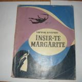 VICTOR EFTIMIU-INSIRA-TE MARGARITE(ED.TINERETULUI 1968);