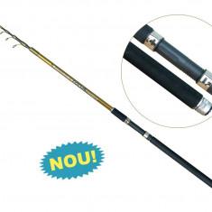 Lanseta Baracuda fibra de carbon Focus 4004 - Bolognesă cu acțiune mare 30-90g