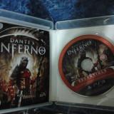 Vand joc Dante's Inferno PS3. E in stare impecabila am si carcasa originala a jocului si cartea
