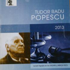 MARI JURISTI ROMANI - TUDOR RADU POPESCU - Carte Legislatie