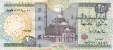 EGIPT █ bancnota █ 20 Pounds █ 2009/6/28 █ UNC █ necirculata