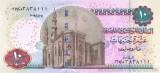 EGIPT █ bancnota █ 10 Pounds █ 2009/4/27 █ UNC █ necirculata