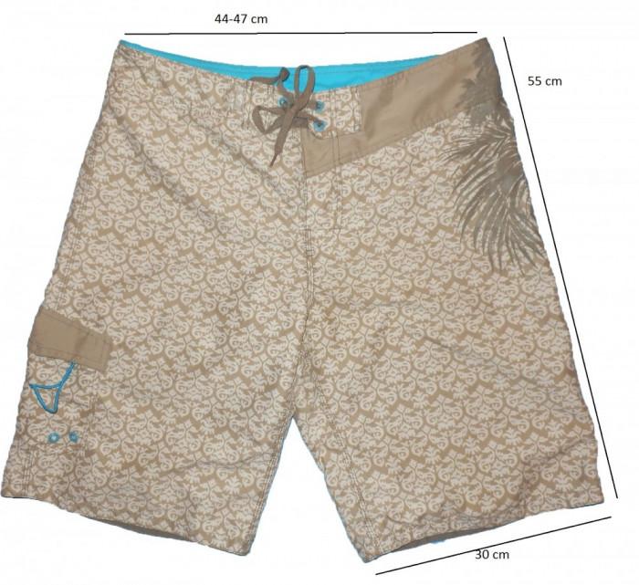 Pantaloni scurti bermude H&M ca noi (XL spre L) cod-258726 foto mare
