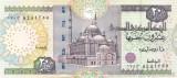 EGIPT █ bancnota █ 20 Pounds █ 2008/8/4 █ UNC █ necirculata