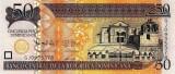 REPUBLICA DOMINICANA █ bancnota █ 50 Pesos Dominicanos █ 2012 █ P-183b █ UNC